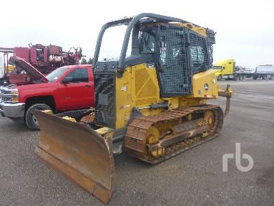 2015 JOHN DEERE 650K XLT Crawler Tractor