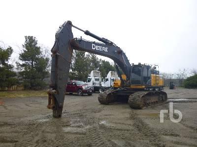 2014 JOHN DEERE 470G LC Hydraulic Excavator