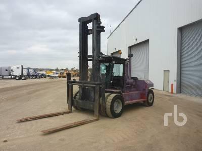 TAYLOR TE360L 25000 Lb Forklift
