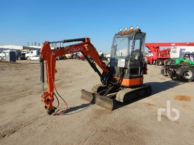 HITACHI ZX27U3 Mini Excavator (1 - 4.9 Tons)