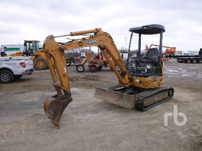2013 CASE CX31B Mini Excavator (1 - 4.9 Tons)