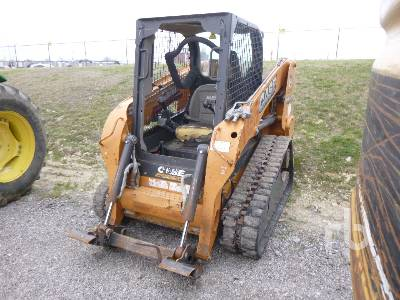 2011 CASE TR270 2 Spd Multi Terrain Loader