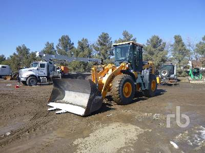 2012 HYUNDAI HL740-9 Wheel Loader