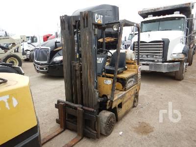 CATERPILLAR T50E Forklift