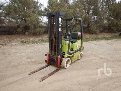 CLARK CMC15 Forklift