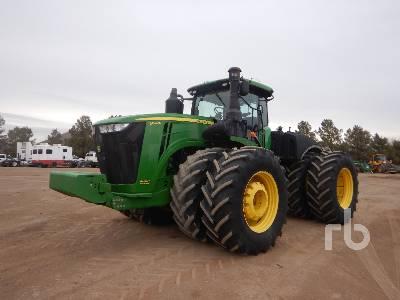 2016 JOHN DEERE 9570R 4WD Tractor