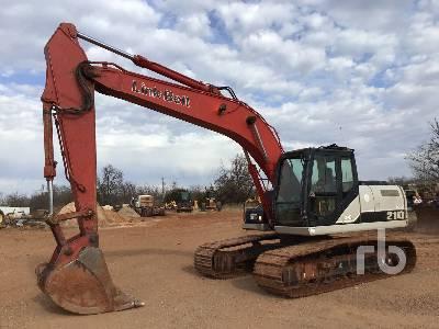 2011 LINK-BELT 210X2 Hydraulic Excavator