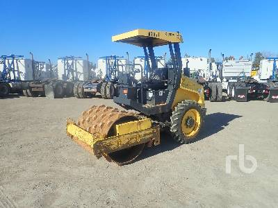 2014 BOMAG BW124PDH-40 Vibratory Padfoot Compactor
