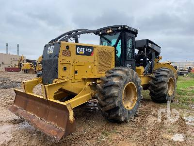 2018 CATERPILLAR 525D 4x4 Grapple Skidder