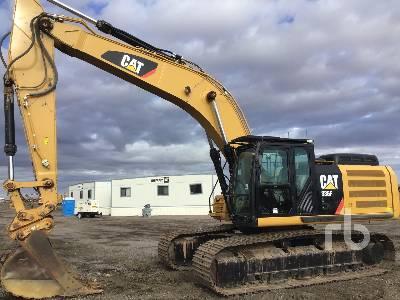 2015 CATERPILLAR 336FL Hydraulic Excavator