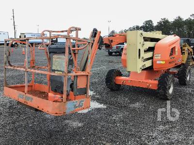 2016 JLG 450AJ 4x4 Articulated Boom Lift