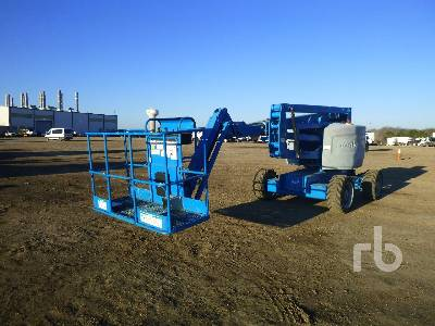 2013 GENIE Z45/25JRT 4x4 Articulated Boom Lift