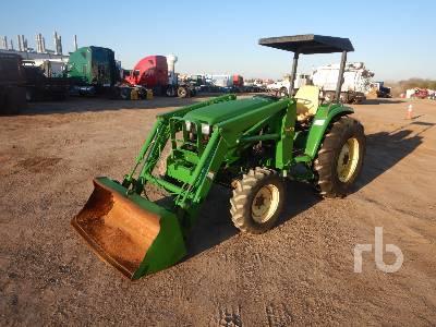 JOHN DEERE 4500 Utility Tractor