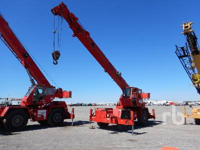 1978 GROVE RT-518 18 Ton 4x4x4 Rough Terrain Crane