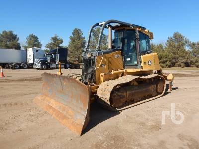 2008 JOHN DEERE 750J Crawler Tractor