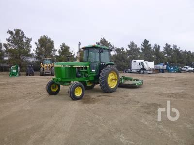 JOHN DEERE 4240 2WD Tractor