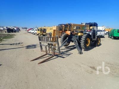 2015 GEHL RS1055 10000 Lb 4x4x4 Telescopic Forklift