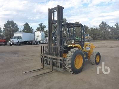 2007 JCB 930 Rough Terrain Forklift