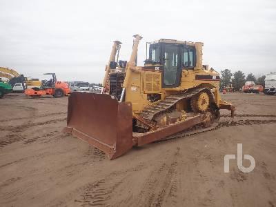 2007 CATERPILLAR D6R LGP Crawler Tractor