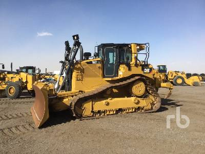 2016 CATERPILLAR D6T XW Crawler Tractor