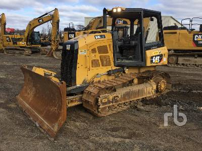 2017 CATERPILLAR D4K2 XL Crawler Tractor
