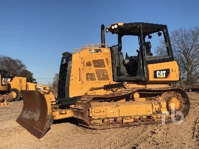 2015 CATERPILLAR D4K2 LGP Crawler Tractor