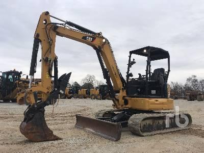 2017 CATERPILLAR 305E2CR Mini Excavator (1 - 4.9 Tons)