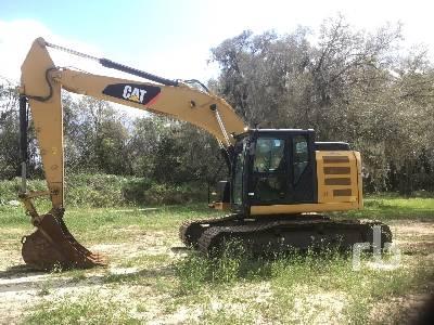 2013 CATERPILLAR 320ELRR Hydraulic Excavator