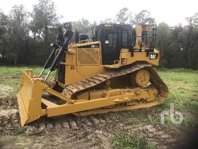 2017 CATERPILLAR D6T LGP Crawler Tractor