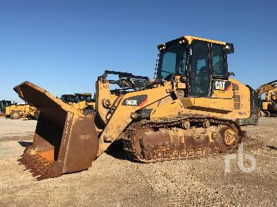 2017 CATERPILLAR 963K Crawler Loader