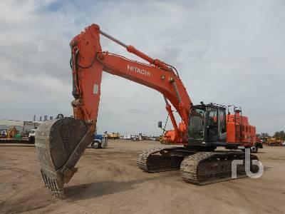 HITACHI ZX450 Hydraulic Excavator