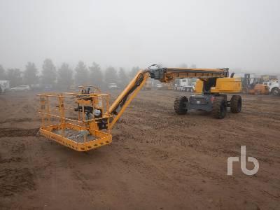 2016 HAULOTTE HT67RTJ 4x4 Boom Lift