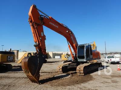 HITACHI ZX350LC-3 Hydraulic Excavator
