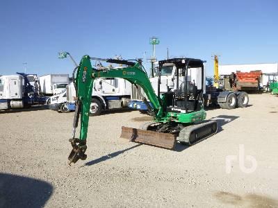 2018 JCB 8035ZTS Mini Excavator (1 - 4.9 Tons)