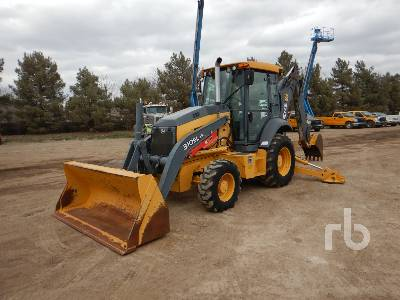 2015 JOHN DEERE 310SL Loader Backhoe