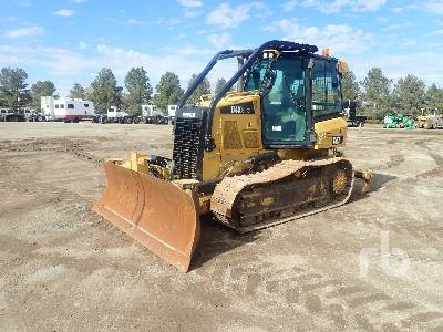 2015 CATERPILLAR D4K2 XL Crawler Tractor