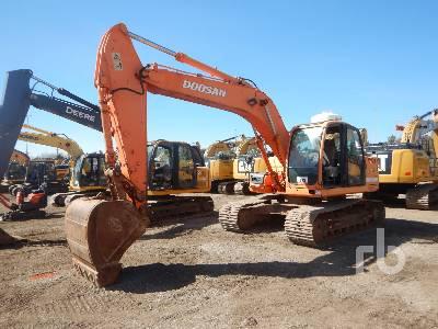 2008 DOOSAN DX180LC Hydraulic Excavator