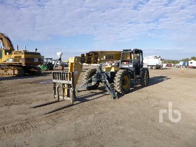 GEHL RS10-55 10000 Lb 4x4x4 Telescopic Forklift