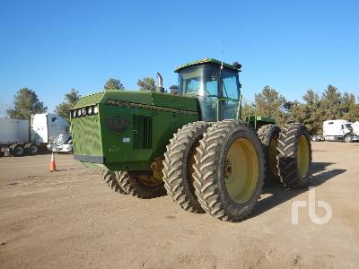 JOHN DEERE 8970 4WD Tractor