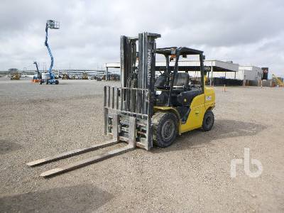 2014 HYUNDAI 45DS-9A Forklift