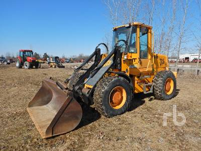 2001 JCB 416B HT Wheel Loader