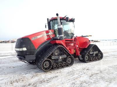 2014 CASE IH 500 Quadtrac Track Tractor