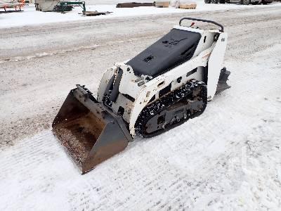 2015 BOBCAT MT55 Walk Behind Compact Track Loader