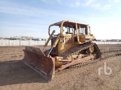 1992 CAT D6H LGP Crawler Tractor