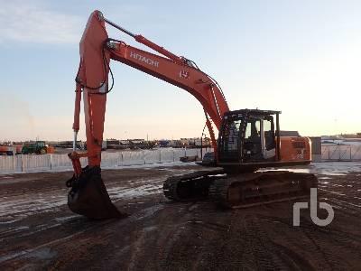 2010 HITACHI ZX270LC-3 Hydraulic Excavator