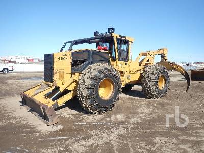 2000 TIGER CAT 630B Grapple Skidder