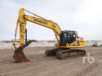 2014 KOMATSU PC210LC-10 Hydraulic Excavator