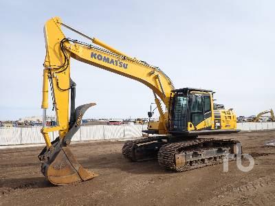 2019 KOMATSU PC290LC-11 Hydraulic Excavator