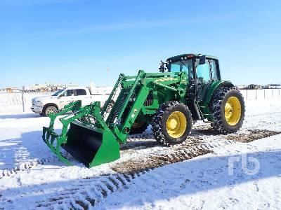 2003 JOHN DEERE 7320 MFWD Tractor
