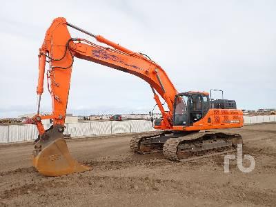 2014 DOOSAN DX420LC-3 Hydraulic Excavator